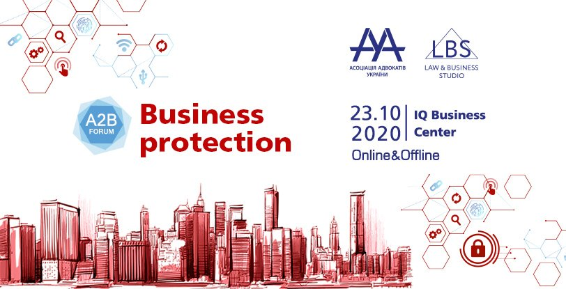 BUSINESS PROTECTION 2020 - A2B FORUM ONLINE